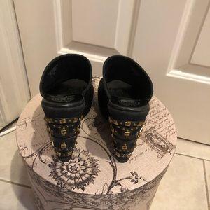 Tory Burch Shoes - Tory Burch open Toe Wedge